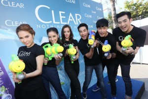 CLEAR Ice cool menthol event (15)