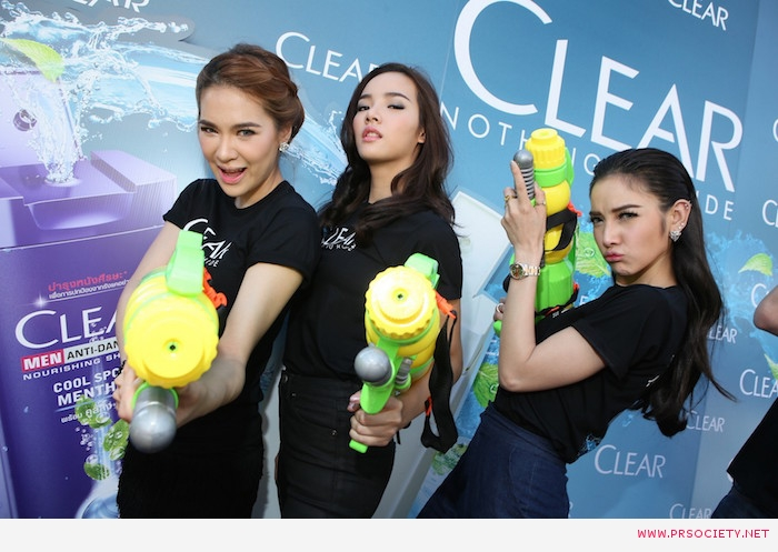 CLEAR Ice cool menthol event (16)