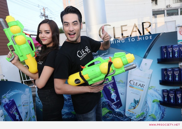 CLEAR Ice cool menthol event (4)