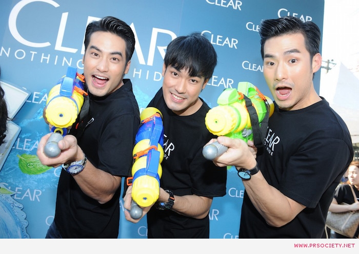 CLEAR Ice cool menthol event (7)