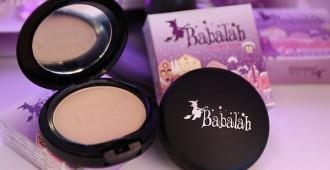 ผลิตภัณฑ์แป้งพัฟบาบาร่า(Babalah)