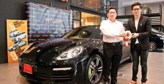 5.ลูกค้า Porsche