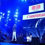UNIQLO U-On Stage การแสดงคอนเสิร์ตจากวง Mild_2