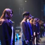 UNIQLO U-On Stage บรรยากาศการเดินแบบแฟชั่นโชว์ประจำคอลเลคชั่นต่างๆของยูนิโคล่_1