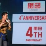 UNIQLO U-On Stage อ๊อฟ ปองศักดิ์ พูดคุยบนเวที
