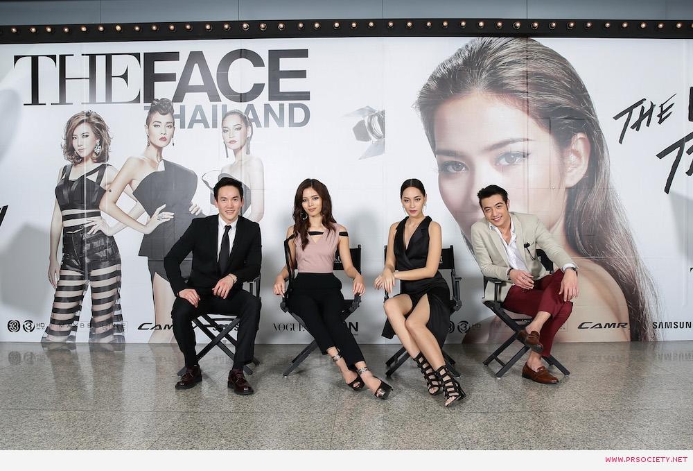 BMN นำทัพ The Face Thailand Season 2 ถ่ายโฆษณา MRT a)
