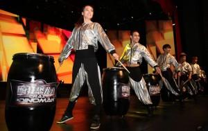การแสดงของกลุ่มนักเต้นข่งหลง