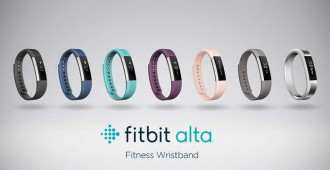 Fitbit Alta Lineup