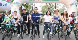 100Plus Bike in JP