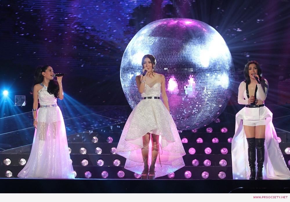 """3 สาว แนนซี่ เอิร์น โมเม ออกมาในเพลง ชอบคืนนี้"""""""