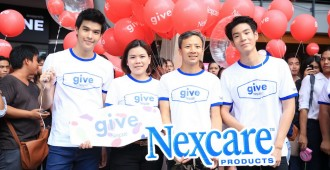 Give Nexcare-Photo caption_1