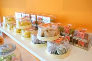 ส้ม ชนากานต์ ชัยศรี เปิดร้านบ้านส้ม  ขนมสวย (1)