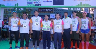robinson suzuki green run