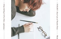 [Artwork] KYUHYUN SOLO CONCERT –Reminiscence of a novelist- in BANGKOK