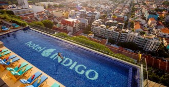 Hotel Indigo Singapore Katong - Rooftop Infinity Pool A