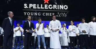 Mitch Lienhard - USA - S.Pellegrino Young Chef 2016 Winner