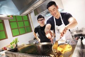 คิมซองซู ผัดข้าวผัด 2
