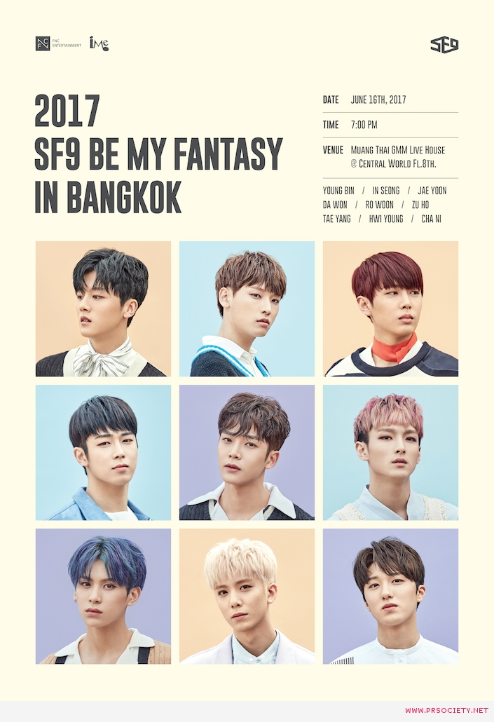 SF9 POSTER