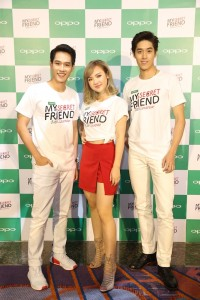 1.OPPO Presents  My Secret Friend Fan Meeting