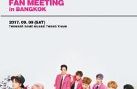 [Key Visual] NCT 127 FAN MEETING in BANGKOK