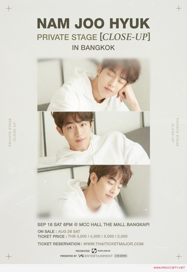 NAM JOO HYUK PRIVATE STAGE [CLOSE-UP] IN BANGKOK _Poster~1