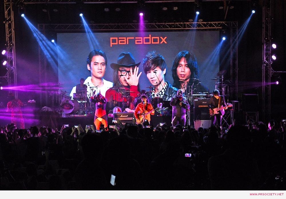 วง PARADOX