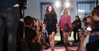 เจนี่ สุดปัง ใน new yprk fashion week