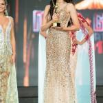 มิสแกรนด์ไชน่า รับรางวัล ชุดราตรียอดเยี่ยม Best Evening Gown Award is Miss Grand China, Miss Xue Jiao Chen