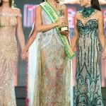 รองอันดับที่ 4 นิโคล่า อัวลิโรว่า the 4th Runner-Up was Miss Nikola Uhlirova from Czech Republic.