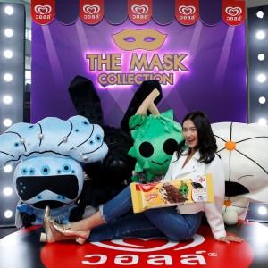 เมทัล สุขขาว และเหล่าตุ๊กตาสุดน่ารักจาก The Mask Collection