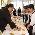Chef Somsak Rarongkam, President of Thailand Chef Association