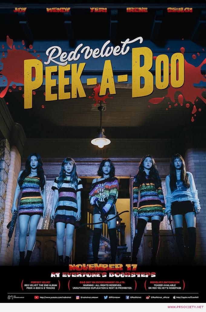[Group Image] Red Velvet - The 2nd Album 'Perfect Velvet'