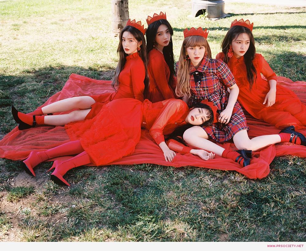 [Group Image_2] Red Velvet - The 2nd Album 'Perfect Velvet'