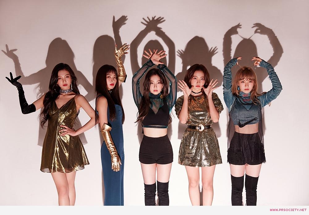 [Group Image_4] Red Velvet - The 2nd Album 'Perfect Velvet'