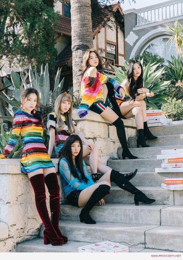 [Group Image_5] Red Velvet - The 2nd Album 'Perfect Velvet'