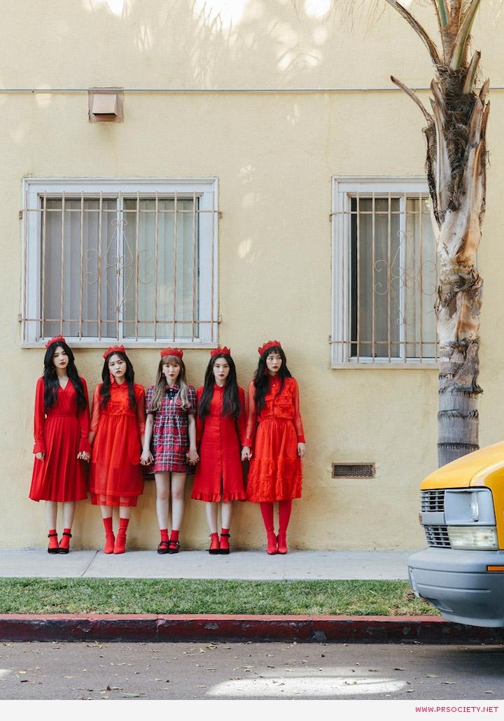 [Group Image_8] Red Velvet - The 2nd Album 'Perfect Velvet'