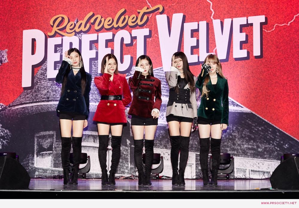 Red Velvet Comeback Showcase 1