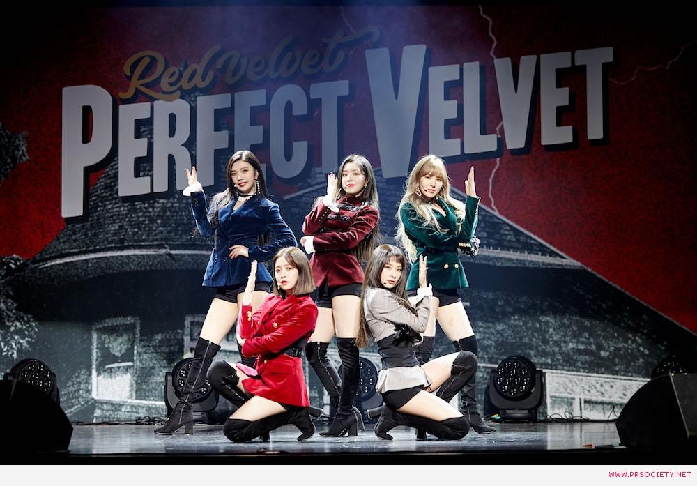 Red Velvet Comeback Showcase 2
