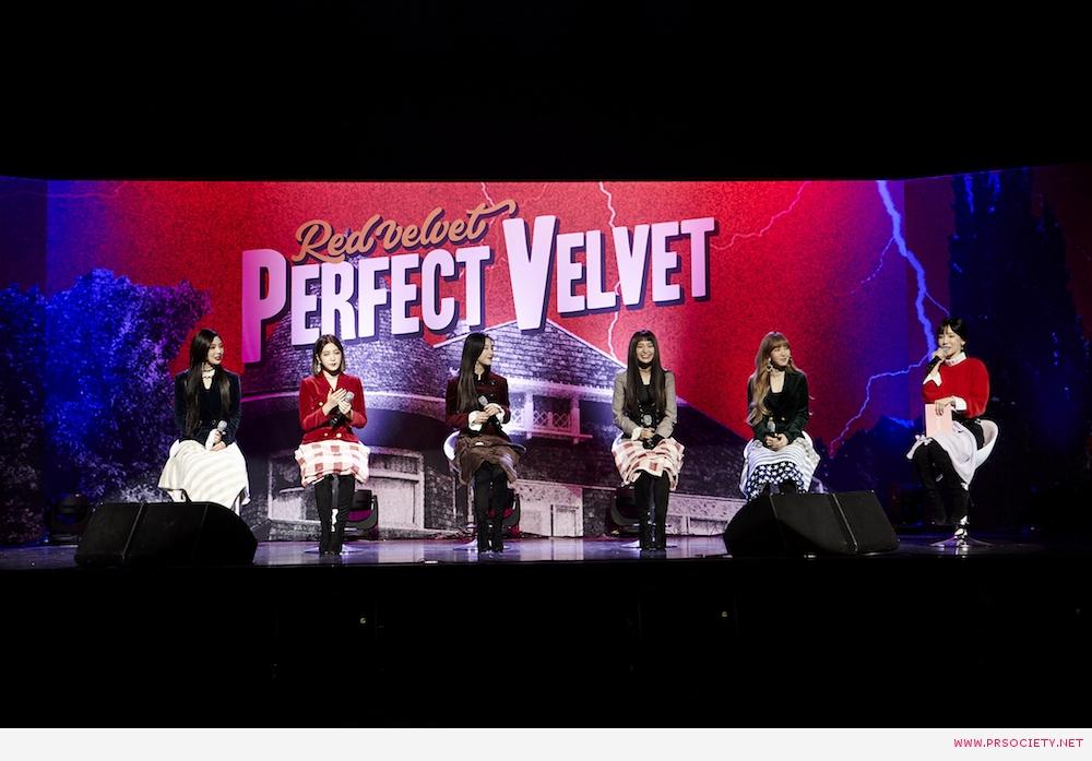 Red Velvet Comeback Showcase 3
