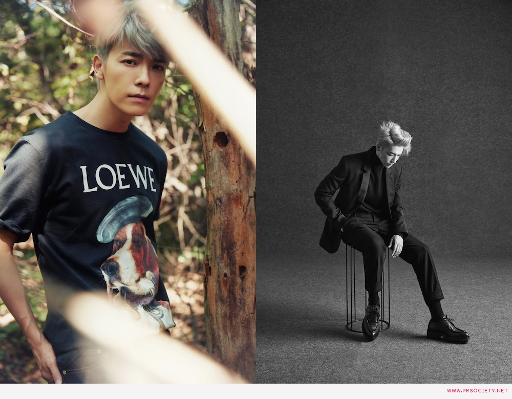 [Teaser Image_DONGHAE] SUPER JUNIOR - The 8th ALbum 'PLAY'