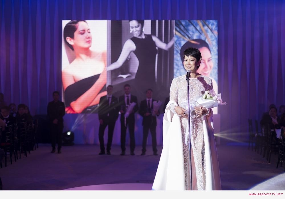ป๊อป อารียา กับรางวัล DONT's Most Adventurous Cover Lady