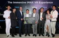 ภาพข่าว_พุฒ-เต้ย-คริส ร่วมสัมผัสประสบการณ์สุดล้ำ AIS IMAX VR