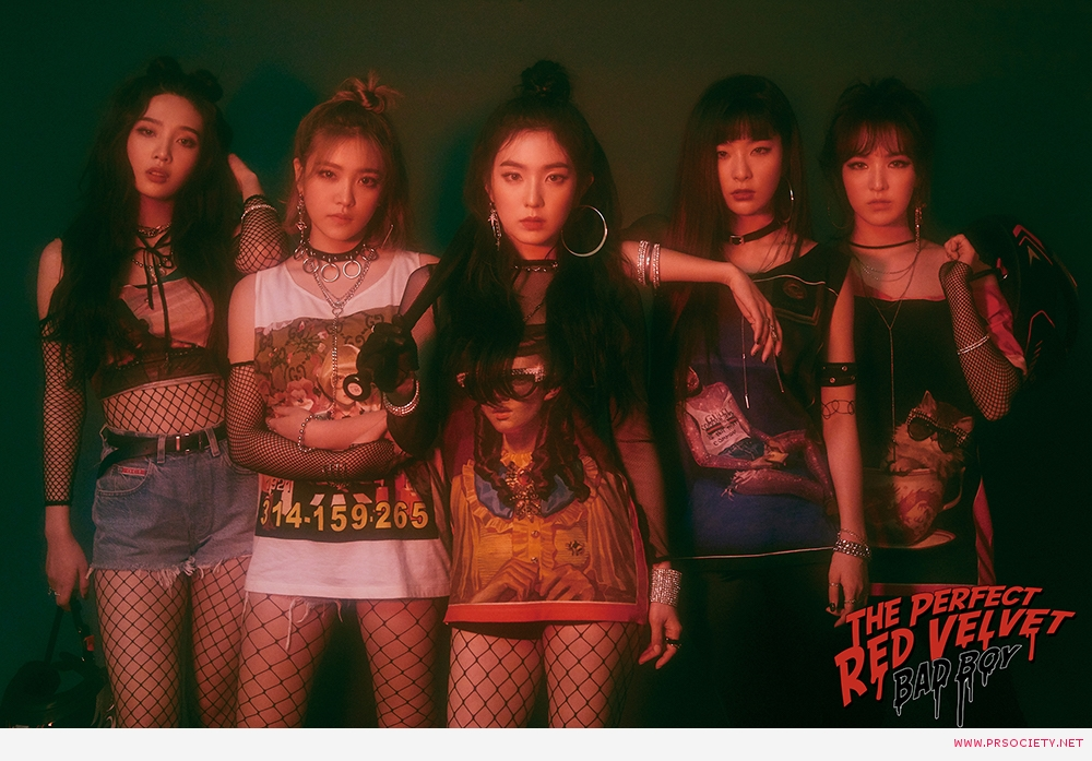 [Red Velvet_2] The 2nd Repackage Album 'The Perfect Red Velvet'