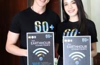 กฤตฎ์-จูน แถลงข่าว Earth Hour1
