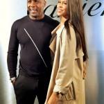 MM_Idris Elba & Girlfriend