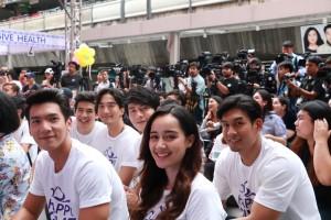 นักแสดงช่อง3 ร่วมงาน Happy Give Day (1)