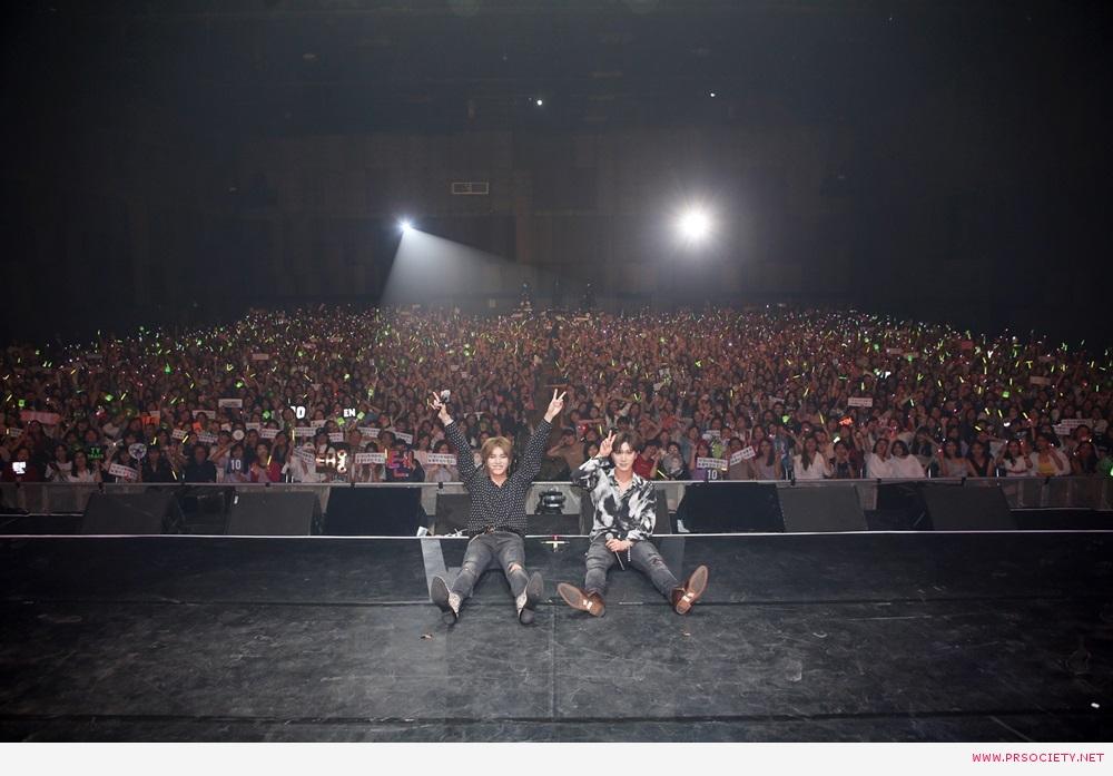 [7] NCT U (TAEYONG x TEN) FAN MEETING in BANGKOK