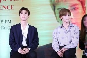 [Image 1] Press Conference of NCT U (TAEYONG x TEN) FAN MEETING in BANGKOK