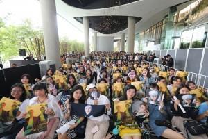 [Image 3] Press Conference of NCT U (TAEYONG x TEN) FAN MEETING in BANGKOK