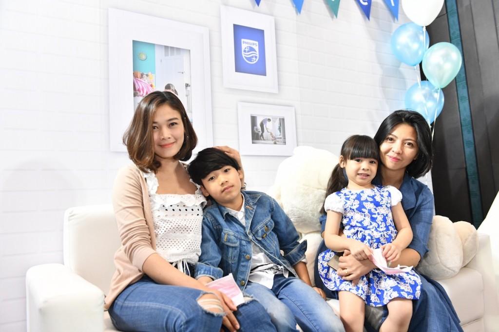 ครอบครัวผู้เข้าร่วมงานเวิร์คช็อป(1)